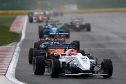 #50 Lucidi Motors Dallara F308 FPT 420: GianMarco Raimondo