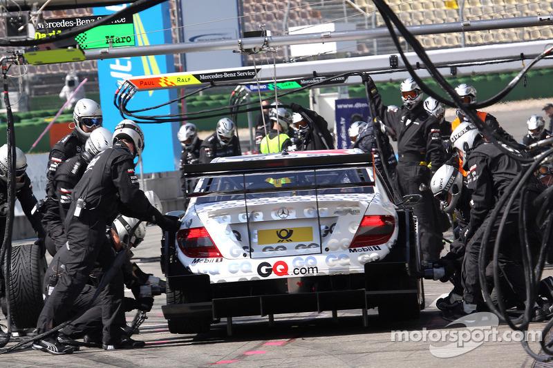 Maro Engel, Mücke Motorsport, AMG Mercedes C-Klasse
