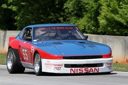 77 Nissan 280Z: Larry Mahanor