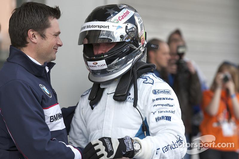 Race winnaar Uwe Alzen