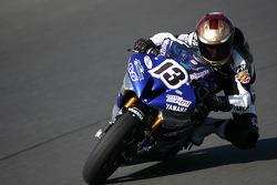 Melissa Paris MPH Racing, Inc. Yamaha YZF-R