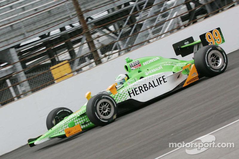 Townsend Bell, Chip Ganassi Sam Schmidt Motorsports