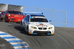 #90 BMW Rahal Letterman Racing Team BMW M3 GT: Dirk Muller, Joey Hand