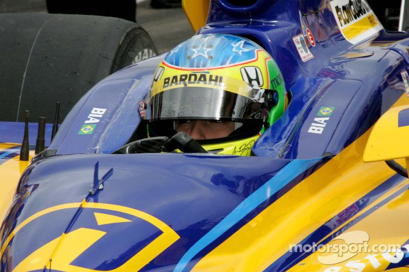 Ana Beatriz, Dreyer & Reinbold Racing waits to qualify