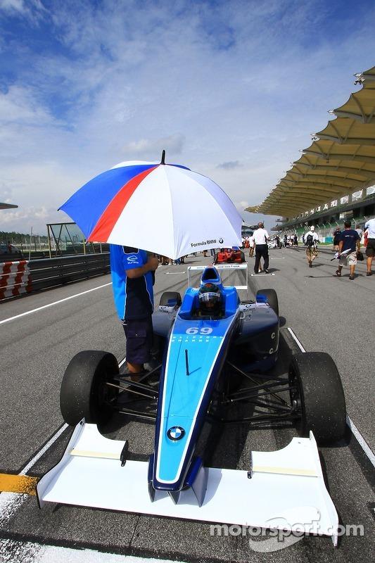 Richard Bradley, Eurasia Motorsport