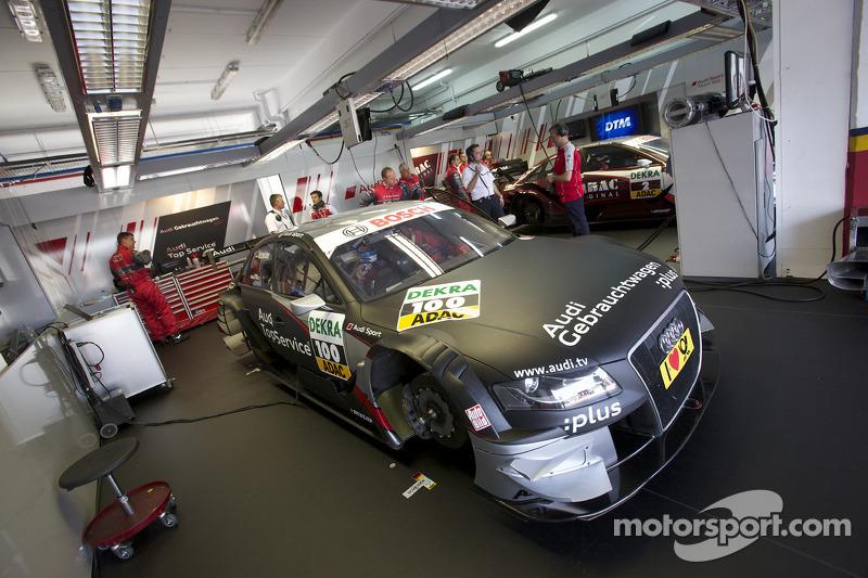 Timo Scheider, Audi Sport Team Abt Audi A4