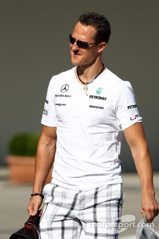 Michael Schumacher, Mercedes GP