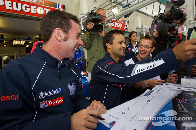 In equipaggio con Bourdais e Lamy, Simon vince nuovamente la 1000 km di Spa, ma nonostante la pole siglata dal 4 volte campione ChampCar, la loro 24 ore di Le Mans dura solo un'ora a causa della rottura del motore. Eric Gilbert, motorsport.com