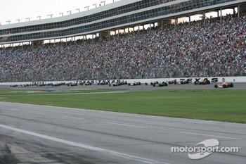 Texas Motor Speedway Start 2010