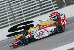 Vitor Meira, A.J. Foyt Enterprises & Bertrand Baguette, Conquest Racing