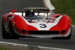 #3- Johan Woerheide,1965 Lola T70.