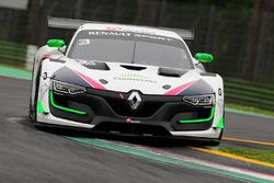 #3 R-ace GP Racing Renault RS01: Kevin Korjus, Fredrik Blomstedt