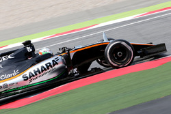 Alfonso Celis Jr., Sahara Force India F1 VJM09