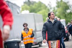 Borja Garcia, SPV Racing, Ford Mustang