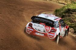 Стефан Лефевр и Габин Моро, Citroën DS3 WRC, Citroën World Rally Team