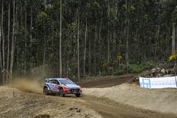 Даниэль Сордо, Marc Marti, Hyundai i20 WRC, Hyundai Motorsport