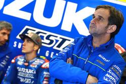 Davide Brivio, Suzuki MotoGP