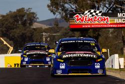 Fabian Coulthard, Team Penske Ford y Scott Pye, Team Penske Ford