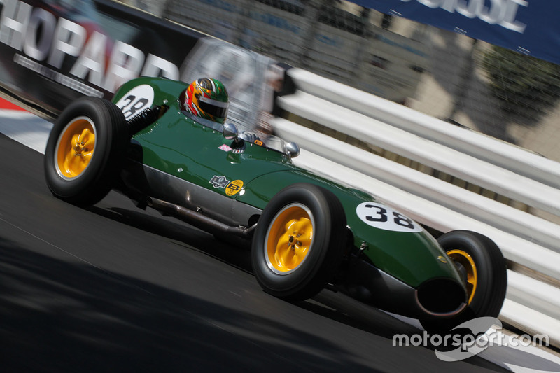 Pre 1961- auto F1 e F2 Grand Prix cars, azione di gara