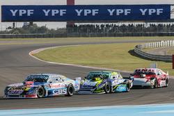 Camilo Echevarria, Coiro Dole Racing Chevrolet, Nicolas Gonzalez, A&P Competicion Torino, Christian Dose, Dose Competicion Chevrolet