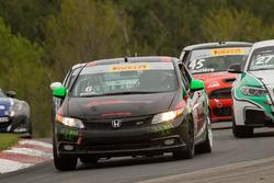 #6 M&S Racing Honda Civic SI: Gary Kwok