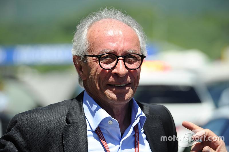 FIM President Vito Ippolito
