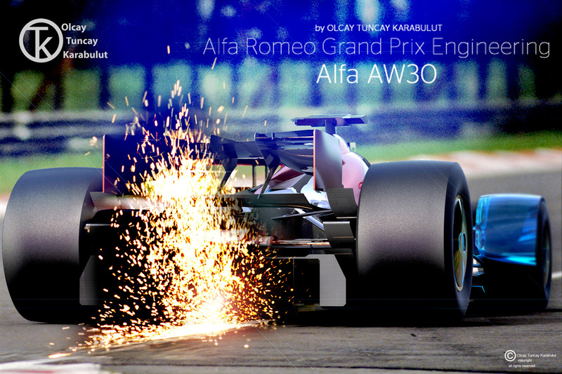 Концепт Alfa Romeo F1