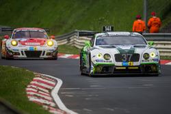 #37 Bentley Team Abt, Bentley Continental GT3: Christopher Brück, Steven Kane, Christer Jöns