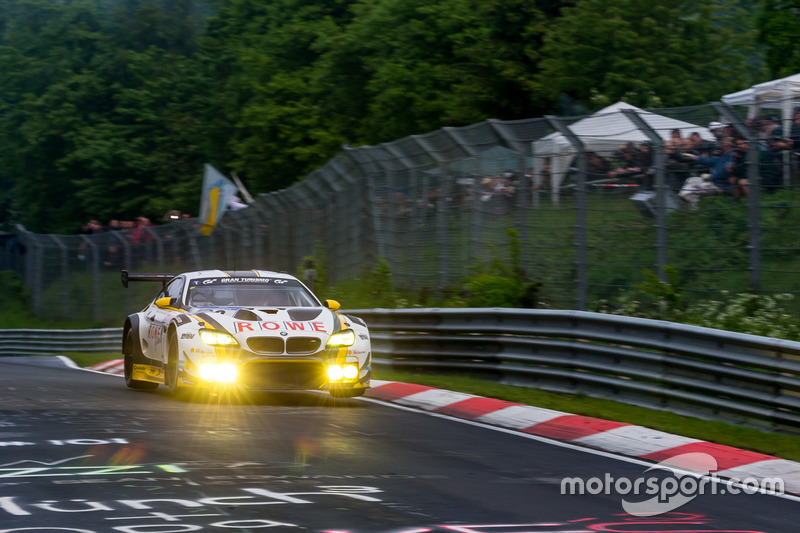 15. #23 ROWE Racing, BMW M6 GT3