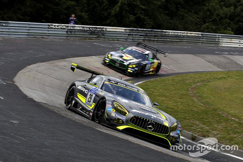 Langstrecke Liveticker: 1. Qualifying zu den 24h Nürburgring 2017