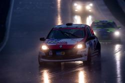 #127 aufkleben.de - Motorsport, Renault Clio RS Cup: Stephan Epp, Michael Uelwer, Volker Kühn, Gerrit Holthaus