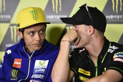 Valentino Rossi, Yamaha Factory Racing, Pol Espargaró, Monster Yamaha Tech 3
