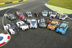 Autos y pilotos en el Motorsport Festival