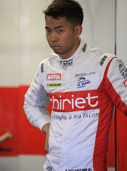#46 Thiriet by TDS Racing Oreca 05 - Nissan: Ryo Hirakawa