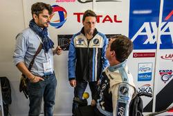 Фредерик Соссет, Кристофер Тинсо, #84 SRT41 by Oak Racing Morgan - Nissan