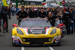 #50 Larbre Competition, Chevrolet Corvette C7-R