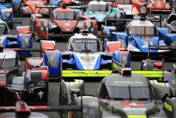 Экипаж #37 SMP Racing BR01 Nissan