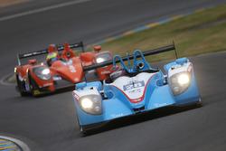 #28 IDEC Sport Racing Ligier JSP2 Judd: Інес Теттанже, Ремі Стрібіг, Лео Руссель