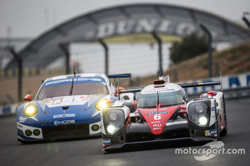 #6 Toyota Racing und #78 KCMG