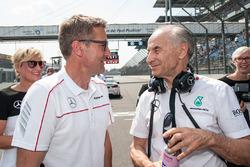 grid, Bernd Schneider, Peter Mücke, Mercedes-AMG Team Mücke