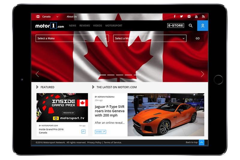 Motor1.com Canadá