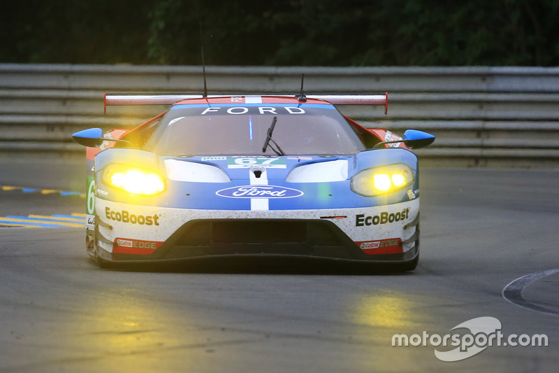 LMGTE Pro: #67 Ford Chip Ganassi Racing, Ford GT