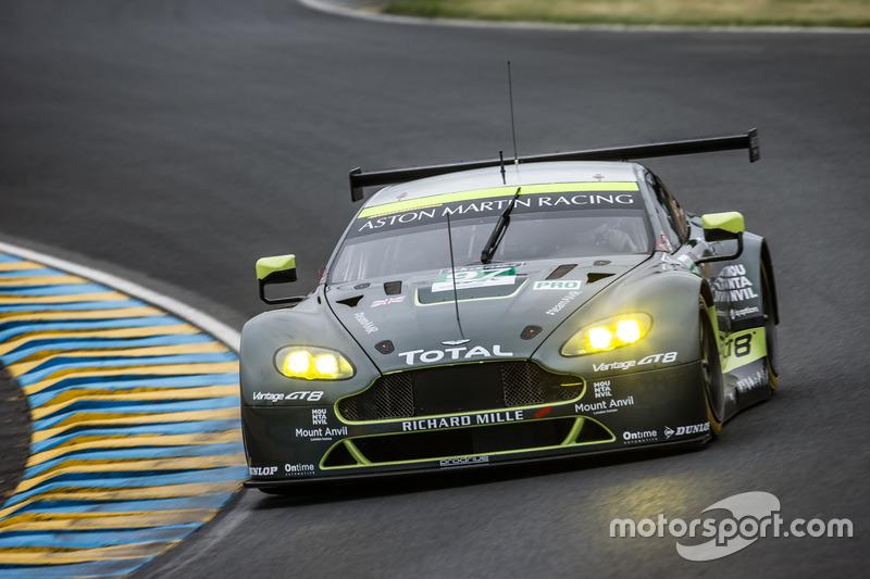 11. LMGTE-Pro: #97 Aston Martin Racing, Aston Martin Vantage