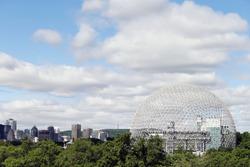 Skyline von Montreal