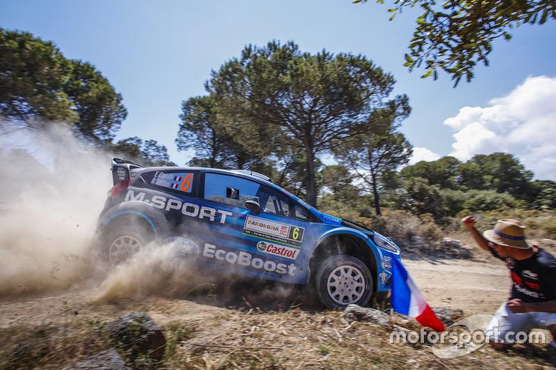 Ерік Камійі, Ніколя Клінгер, M-Sport Ford Fiesta WRC