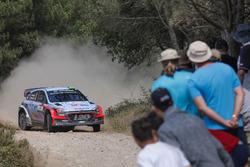 Хейден Пэддон, Джон Кеннард, Hyundai i20 WRC, Hyundai Motorsport