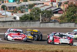 Jose Manuel Urcera, Las Toscas Racing Chevrolet, Matias Rossi, Donto Racing Chevrolet, Leonel Pernia, Las Toscas Racing Chevrolet