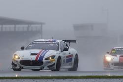 #190 Villorba Corse, Maserati GranTurismo MC GT4: Luca Anselmi, Giorgio Sernagiotto