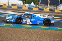 #85 DC Racing, Ligier JPS3 - Nissan: Thomas Laurent, Alexandre Cougnaud