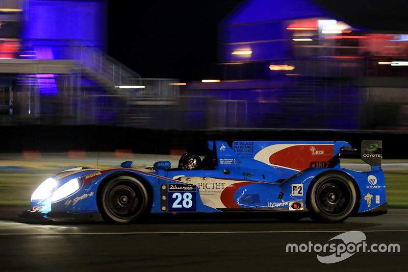 56: #28 Pegasus Racing Morgan Nissan: Inès Taittinger, Remy Streibig, Leo Roussel